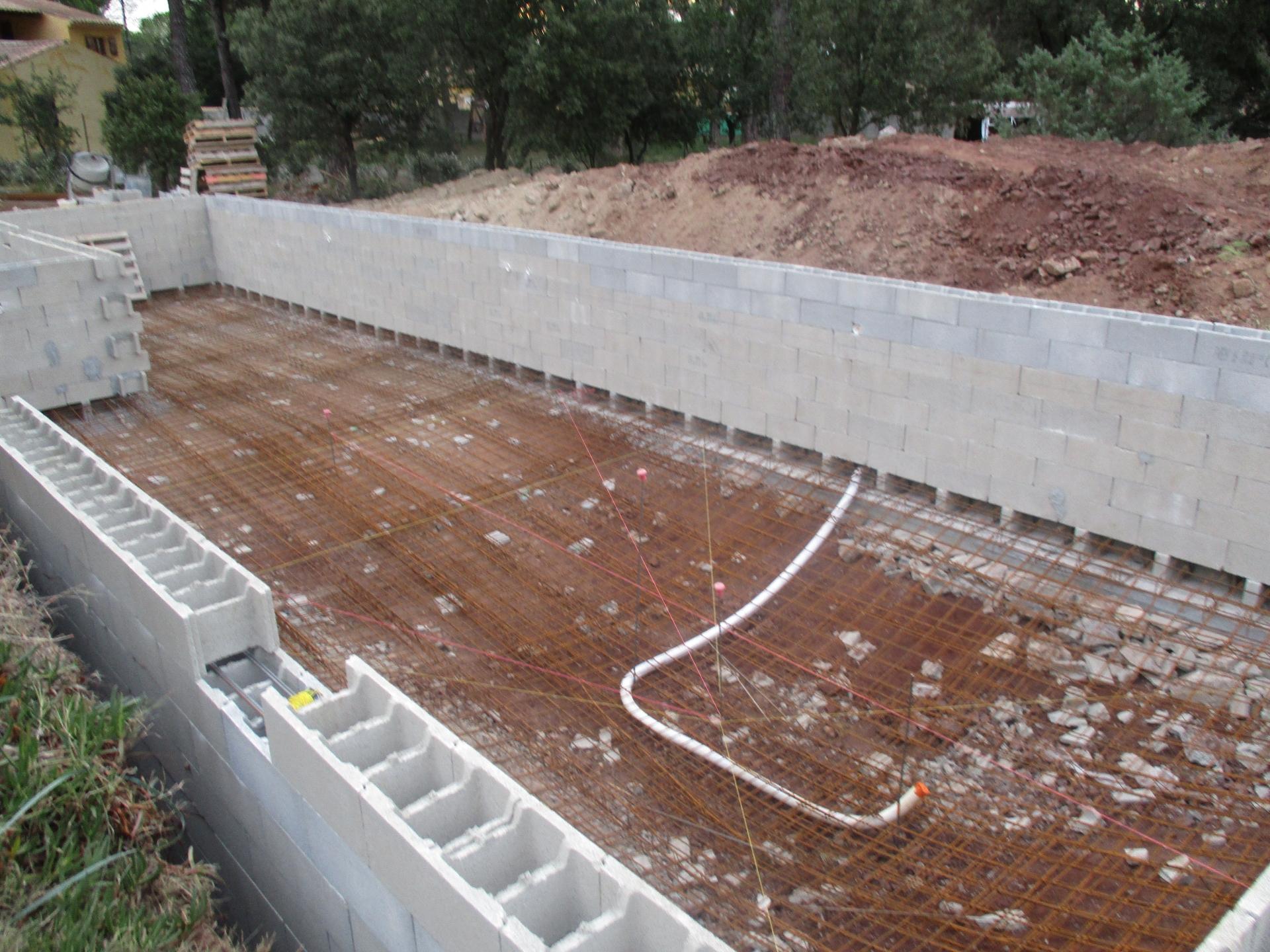 Construction D Une Piscine réalisations celentano maconnerie : construction piscine