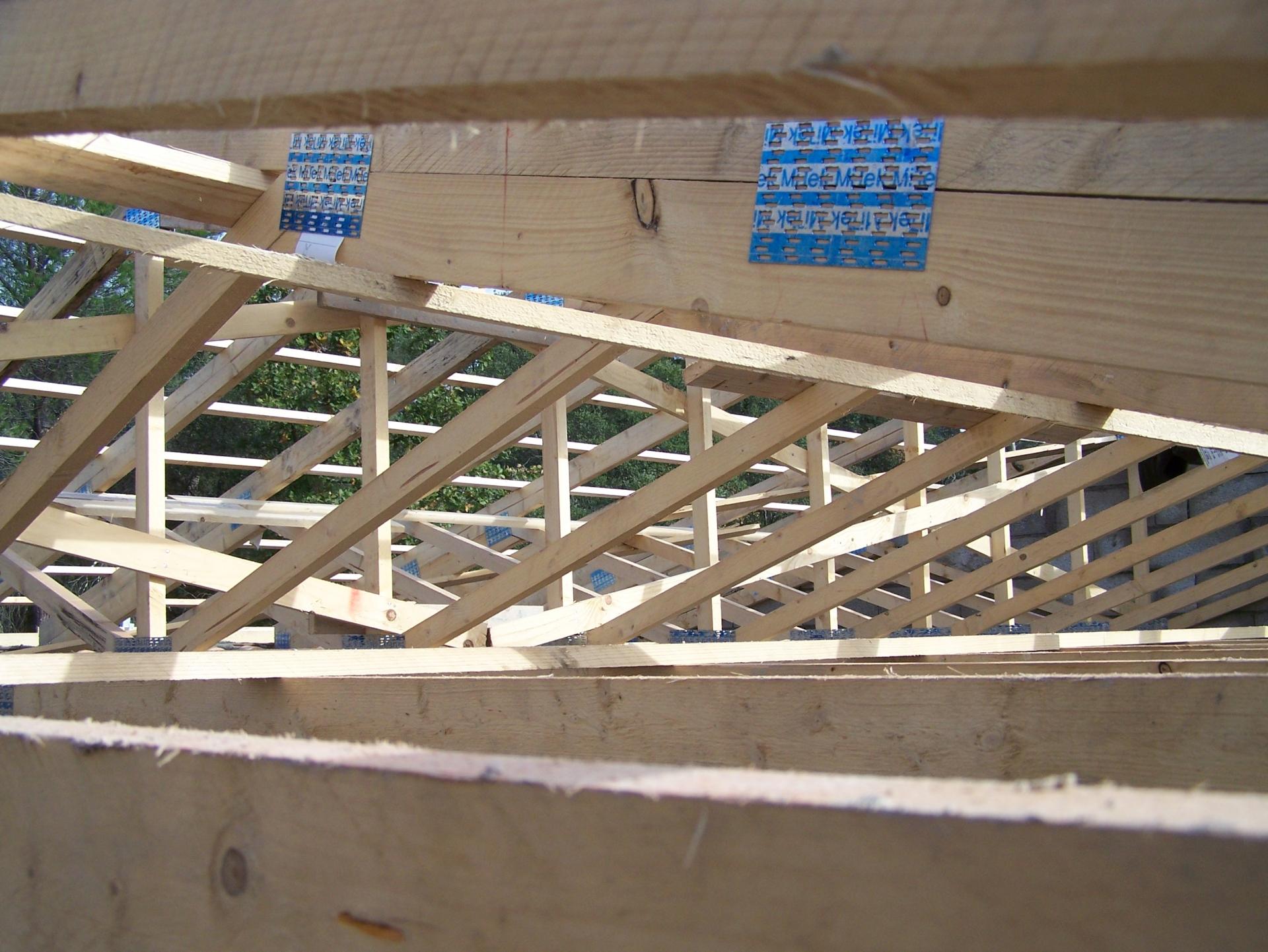 R alisations celentano maconnerie construction villa for Construction villa